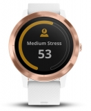 GARMIN Vívoactive 3 White-Rose Gold