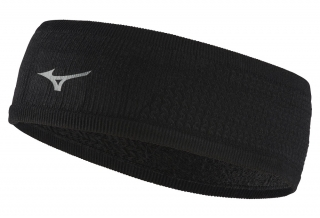 MIZUNO Breath Thermo Headband - čierna