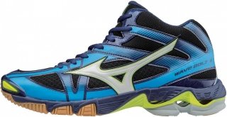 MIZUNO Wave Bolt 6 Mid - pánsky model