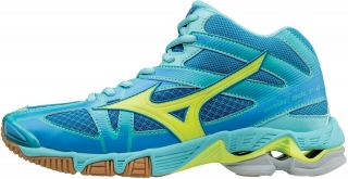MIZUNO Wave Bolt 6 Mid - dámsky model