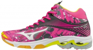 MIZUNO Wave Lightning Z4 Mid - dámsky model